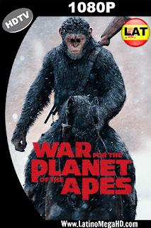 El Planeta de los Simios: La Guerra (2017) Latino HDRip 1080P - 2017