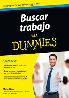 Libro en pdf Buscar trabajo para Dummies Maite Piera