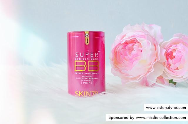 Skin79 BB Cream Hot Pink