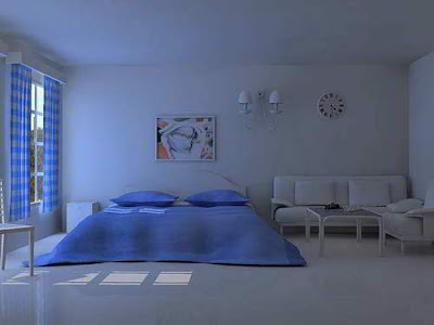 Relaxing Colors For A Bedroom