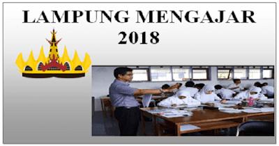 LOWONGAN LAMPUNG MENGAJAR 2018