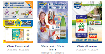 ataloage-brosuri  promoţiile   şi magazine METRO