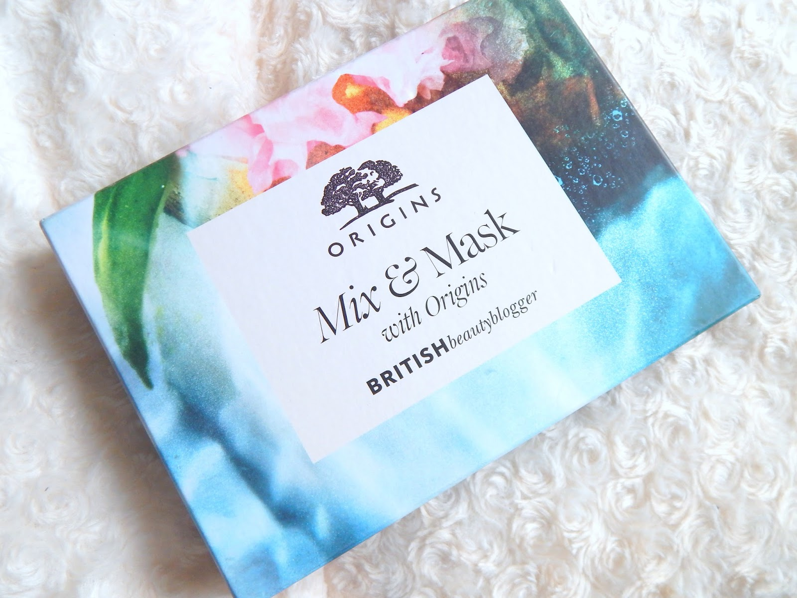 Origins Mix & Mask British Beauty Blogger Box Review