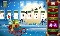 Check out this #Christmas edition to everyones favorite #Cardgame #Solitaire! #ChristmasGames #ChristmasCardGames