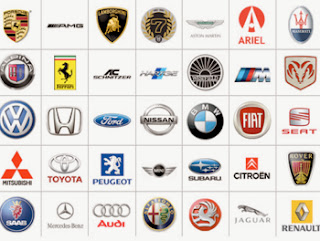 Car Brands List With Logos A Z Luxury British Anese Sports