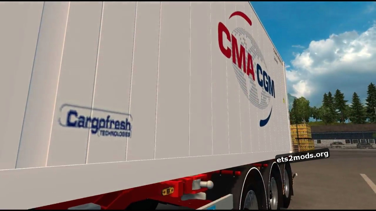 Trailers Pack V 4.0 by satan19990