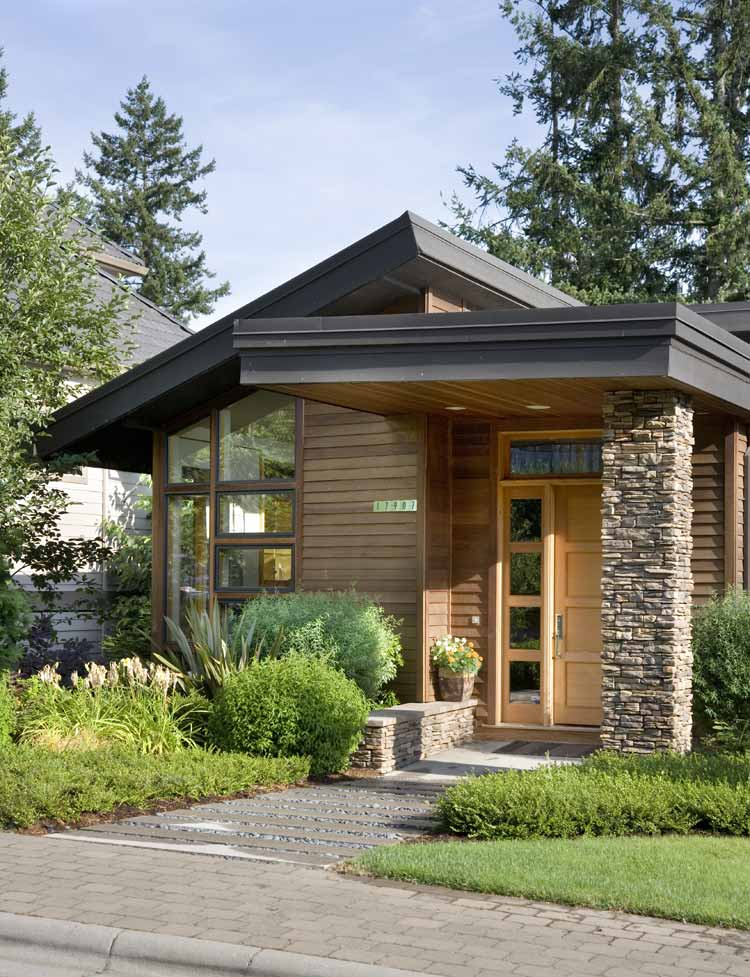 Superb 17 Best Ideas About Small Modern Houses On Pinterest Small Largest Home Design Picture Inspirations Pitcheantrous