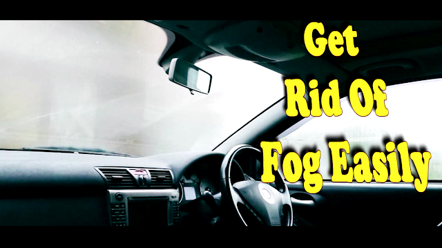 How to get CLEAN WINDSCREEN while Driving in Rain