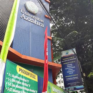 Pendaftaran Kuliah Kuliah Karyawan Universitas Azzahra Jakarta