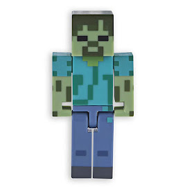 Minecraft Series 4 Zombie Overworld Figure