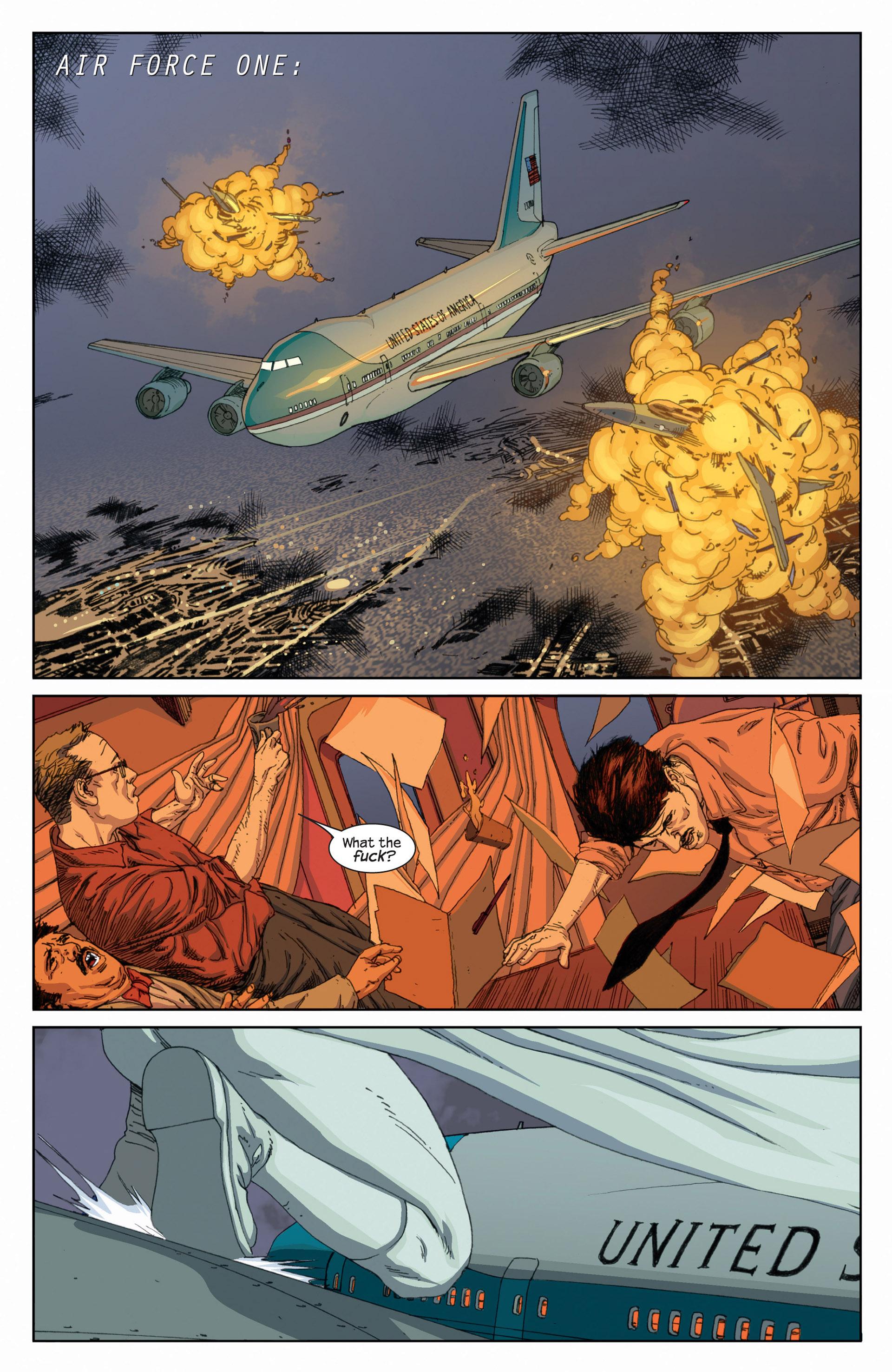 Read online Millar & McNiven's Nemesis comic -  Issue #1 - 18