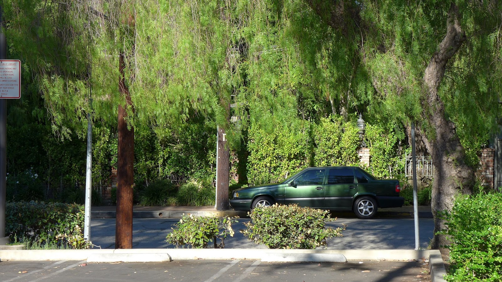 Volvo - Woodland Hills Library, Woodland Hills, CA