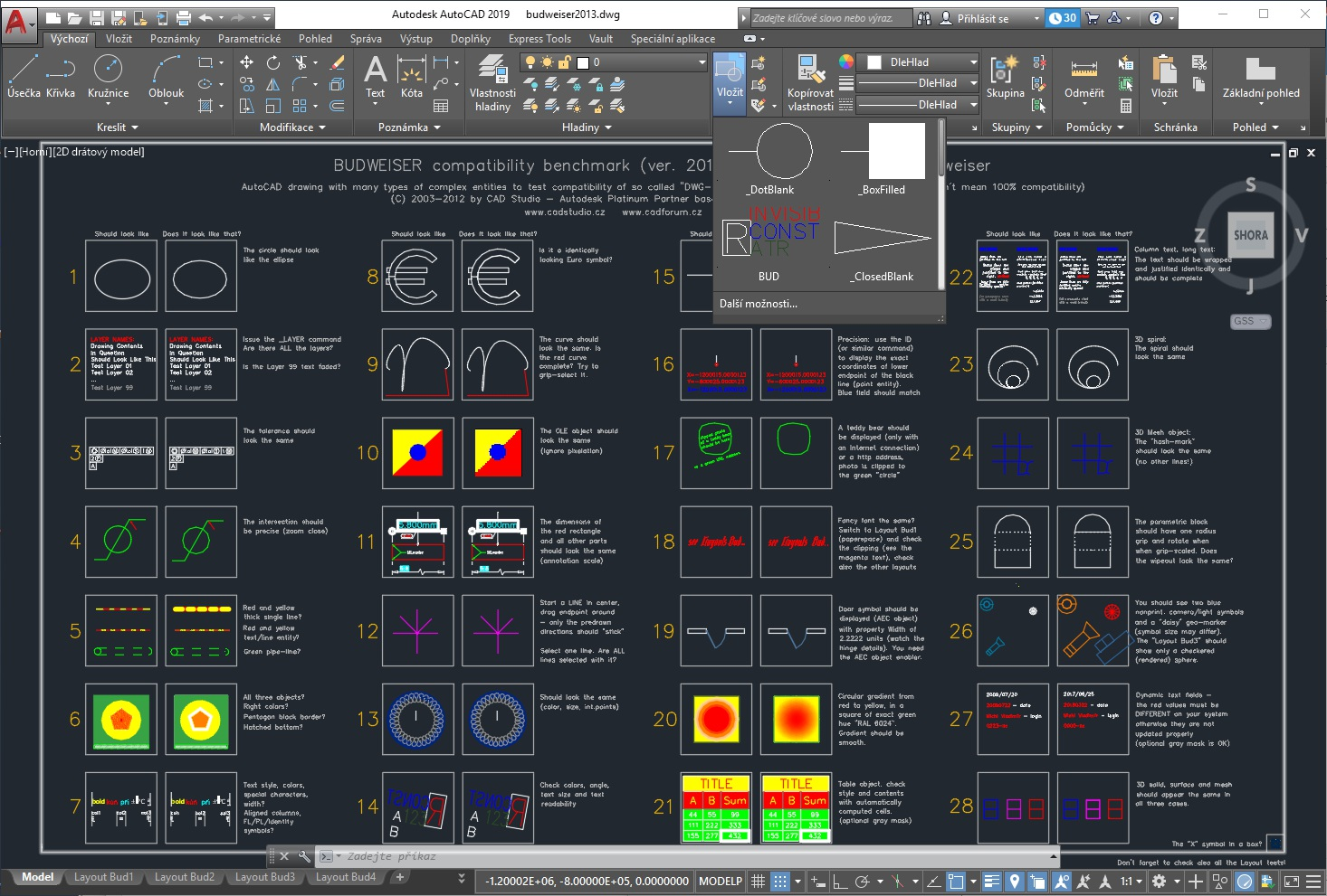 Budweiser Blog: AutoCAD 2019 - installation and what's new