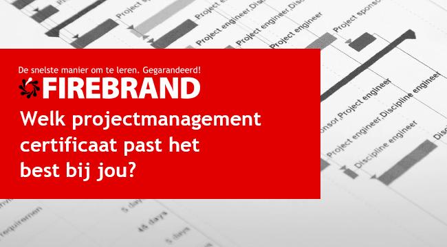 Welk projectmanagement certificaat past het best bij jou?