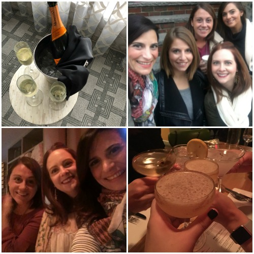 Girls weekend in the fall in Portsmouth, NH