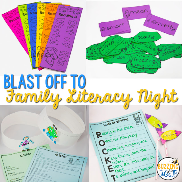 https://www.teacherspayteachers.com/Product/Space-Themed-Family-Literacy-Night-Blast-Off-To-Family-Literacy-Night-2984014