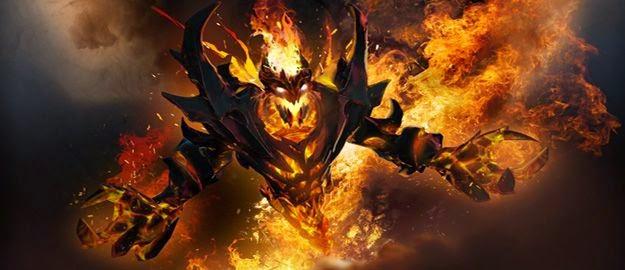 Shadow Fiend - Demon Eater