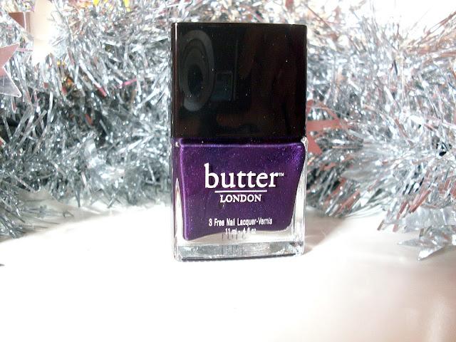 Butter London PITTER PATTER