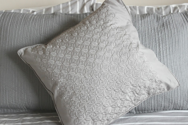 Dunelm Grey Java Square Cushion Review