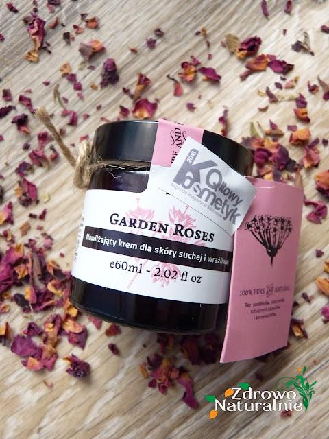 Make Me Bio - Garden Roses - Nawilżający krem do twarzy - czy to naprawdę taki hit?