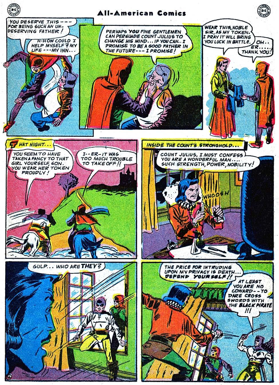 Read online All-American Comics (1939) comic -  Issue #73 - 37
