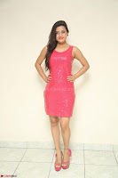 Shipra Gaur in Pink Short Tight Dress ~  Exclusive Poshoot 154.JPG