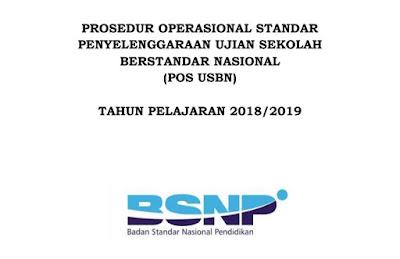 POS USBN 2018/2019SD, SMP, SMA/SMK