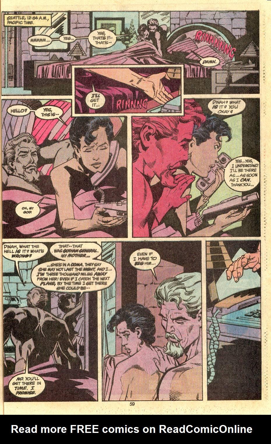 Read online Secret Origins (1986) comic -  Issue #50 - 62