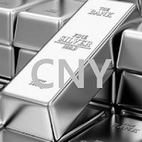 China Silver : 1 oz Silver price in Chinese Renminbi RMB Yuan (CNY) Live chart, XAG/CNY
