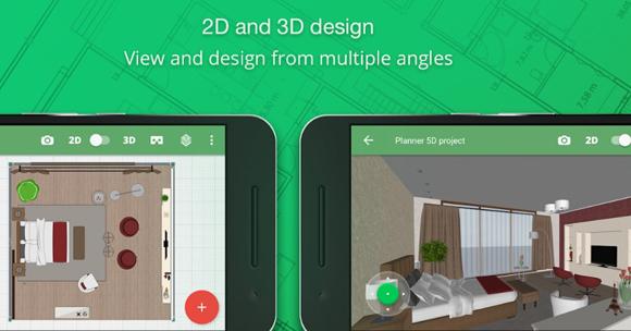 Informasi Aplikasi Planner 5D Mod