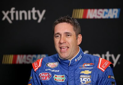 Elliott Sadler - 2017 #NASCAR XFINITY Series Playoffs Media Day Photos