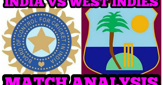 'india vs west Indies tomorrow match full analysis' pitch report, weather,