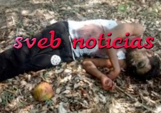 En Carlos A.Carrillo hallan ejecutado a joven originario de Cosamaloapan