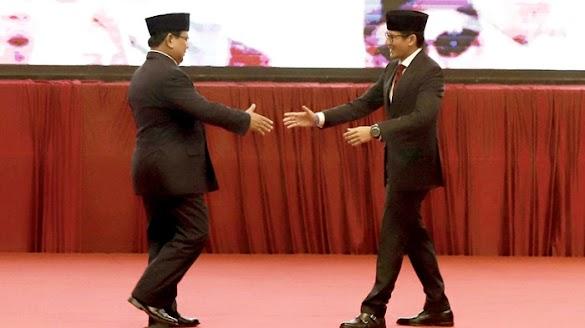 Inilah yang Dilakukan Prabowo Jelang Debat Perdana