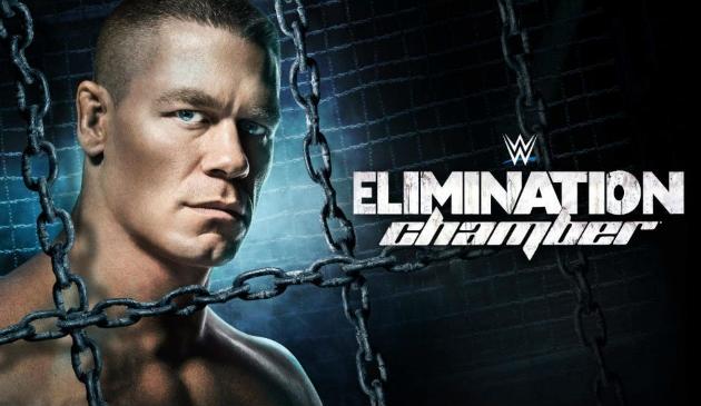 L'Elimination Chamber 2017 s'affiche aux cotés de John Cena