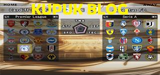 Penampilan Club Baru PES 6