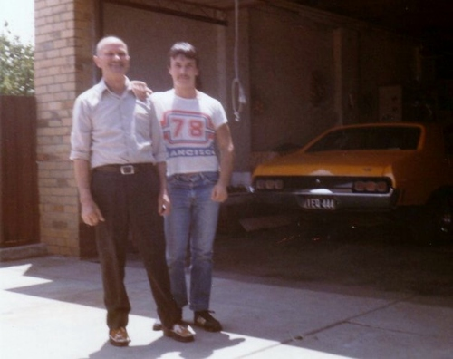 Giuseppe Torcasio and John Torcasio