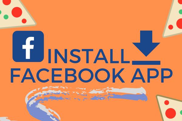 Install Facebook App