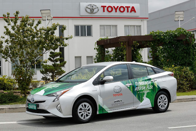 Toyota Prius Híbrido Flex