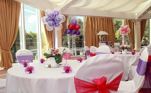 Balloon Wedding Decorations