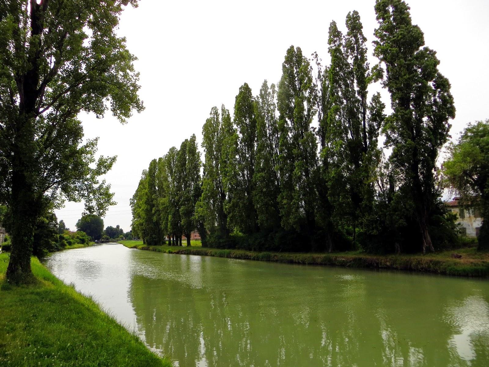le ville venete della riviera del brenta in bici