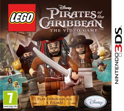 LEGO Pirates of the Caribbean Decrypted 3DS EUR
