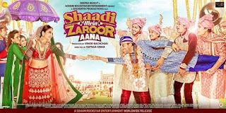 Shaadi Mein Zaroor Aana First Look Poster 4