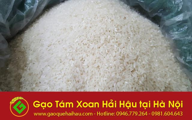 Mua gạo Tám Xoan Hải Hậu ở đâu ngon nhất tại Hà Nội?
