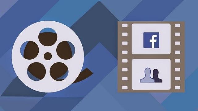 Cara Membuat Video persahabatan atau Cinta di facebook