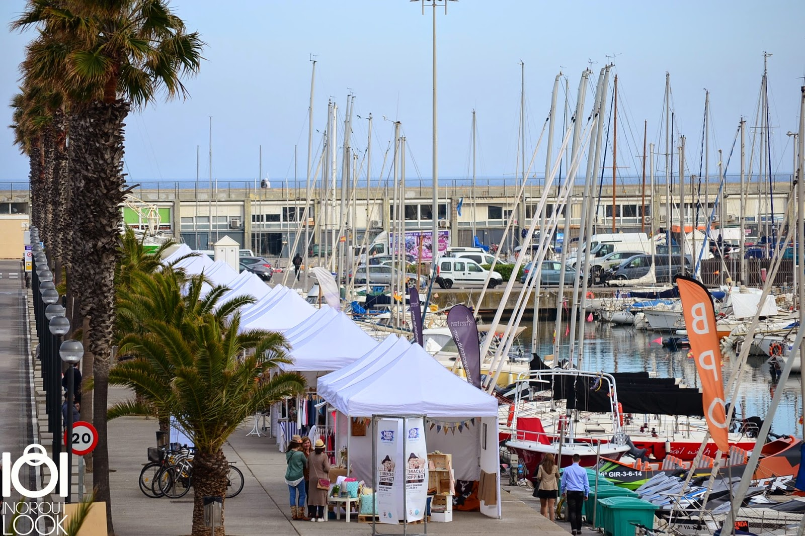 """Port Olimpic Barcelona"""