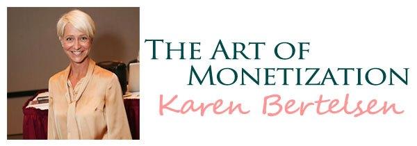 Blogpodium - Karen Bertelsen