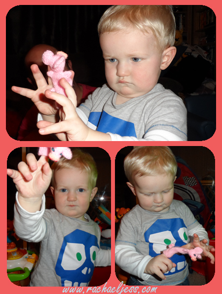 Review: Little Fingy Finger Puppet