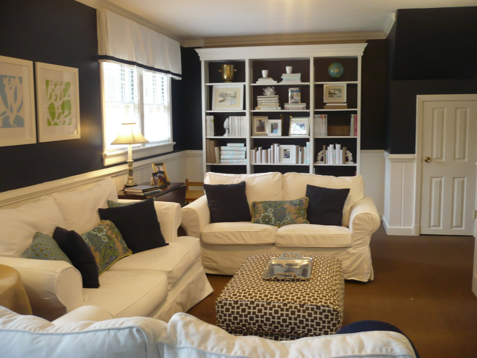 Westhampton Diy Family Room Makeover Part 4 Accesories