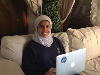 Subhanallah!!! Berkat Gadis 15 Tahun Ini, Emoji Wanita Berjilbab Hadir di Apple